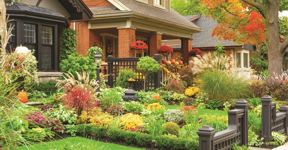 Plan a Lovely Year-Round Landscape - Plan A Lovely Year-Round Landscape - Lakeshore LivingLakeshore Living