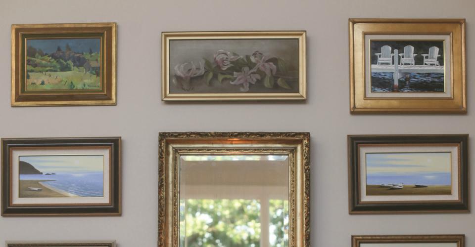 Hang Time Six Key Tips For Hanging Wall Art Lakeshore